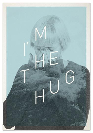 AFFICHE I'M THE HUG