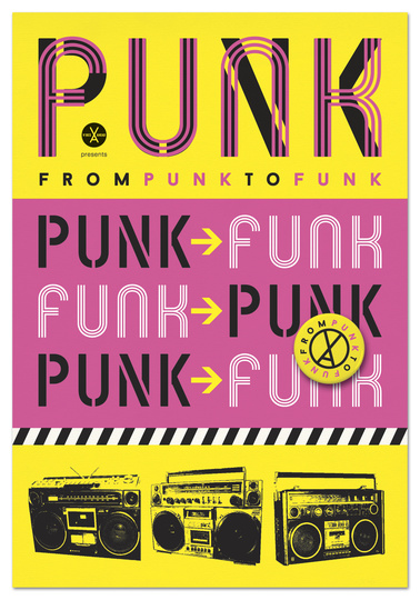 from punk to funk